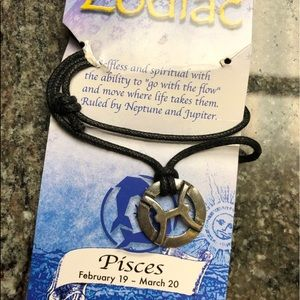 Jewelry - Pisces necklace